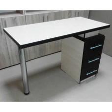 Маникюрный стол Муза, ящики венге