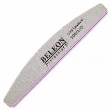 Пилочка для ногтей Beleon, 100/180