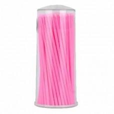 Микробраши Fine розовые, 100 шт.