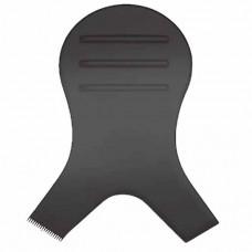 Аппликатор V-образной формы для фиксации ресниц, черный