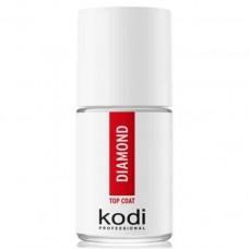 Верхнее покрытие для акриловых ногтей Diamond TopCoat 15 мл., KODI Professional