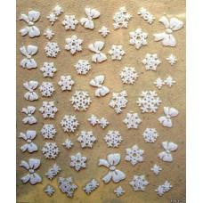 Снежинки TL00