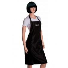 Фартук Kodi professional длинный (цвет черный серебристые буквы)
