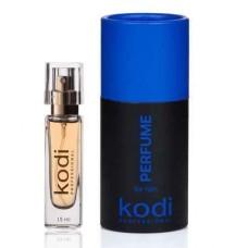 Мужской парфюм в тубусе Kodi Professional №107