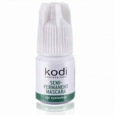 Перманентная тушь для ресниц, 3г, KODI Professional