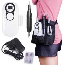 Фрезер для маникюра с аккумулятором и сумкой DM-208-3