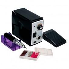 Профессиональный фрезер для маникюра и педикюра ZS-701, 65 Ватт, 50000 об., черный