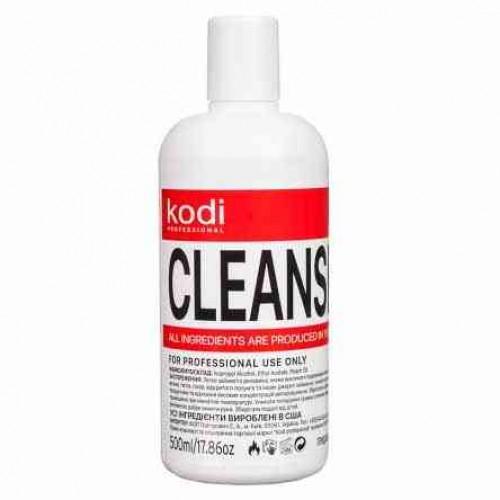 Cleanser. Жидкость для снятия липкого слоя 500 мл., KODI Professional