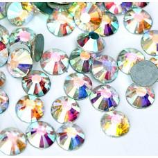Кристаллы AB ss4 для маникюра, 100 шт