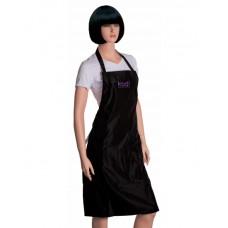 Фартук Kodi professional длинный (цвет черный фиолетовые буквы)