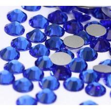Кристалы Cobalt ss3 для маникюра, 100 шт