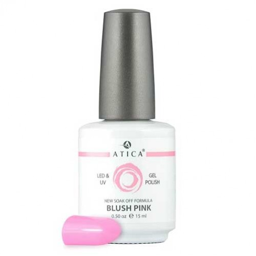 Гель лак Атика № 016 Blush Pink 7,5 мл