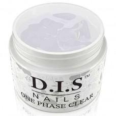 ONE PHASE CLEAR однофазный прозрачный гель D.I.S, 60 мл