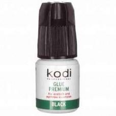 Клей для бровей и ресниц Premium Black 3 g