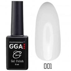 Гель лак GGA Professional 10 мл № 001