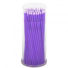 Микробраши фиолетовые (100 шт.)