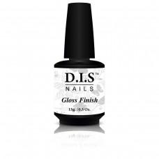 Финиш (без липкого слоя) Gloss Finish. 15 мл.