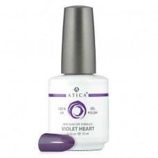 Гель лак Атика № 008 Violet Heart 7,5 мл