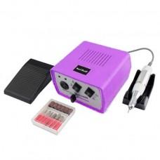 Фрезер DM-203 для маникюра и педикюра, фиолетовый