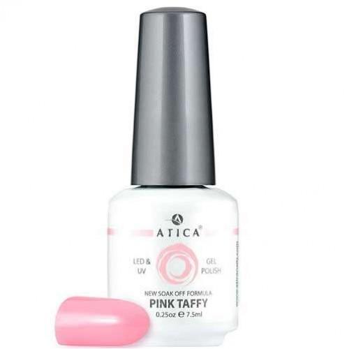 Гель лак Атика № 148 Pink Taffy 7,5 мл