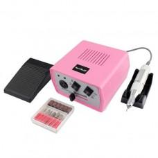 Фрезер DM-203 для маникюра и педикюра, розовый