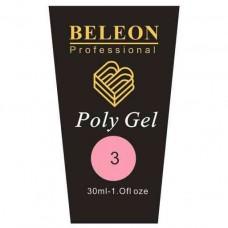 Полигель Beleon № 3, 30 мл