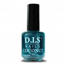 Масло для кутикулы Coconut (кокос) D.I.S, 15 мл