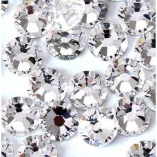 Кристалы Crystall ss4 для маникюра, 100 шт