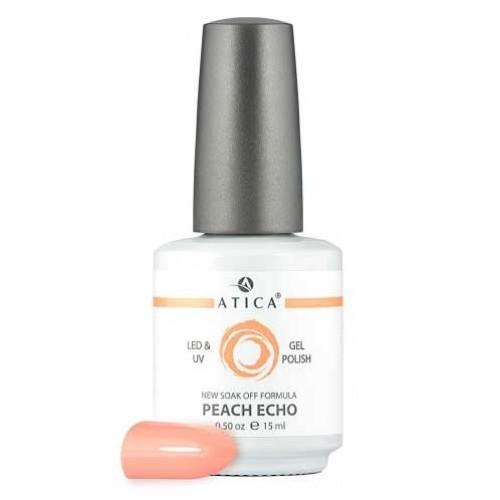 Гель лак Атика № 061 Peach Echo 7,5 мл