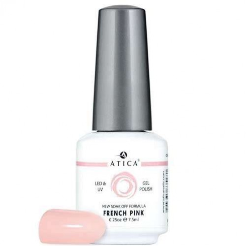 Гель лак Атика № 088 French Pink 15 мл