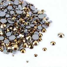 Кристаллы Gold ss3-ss12, 1440 штук