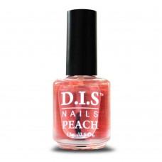 Масло для кутикулы Peach (персик) D.I.S, 15 мл