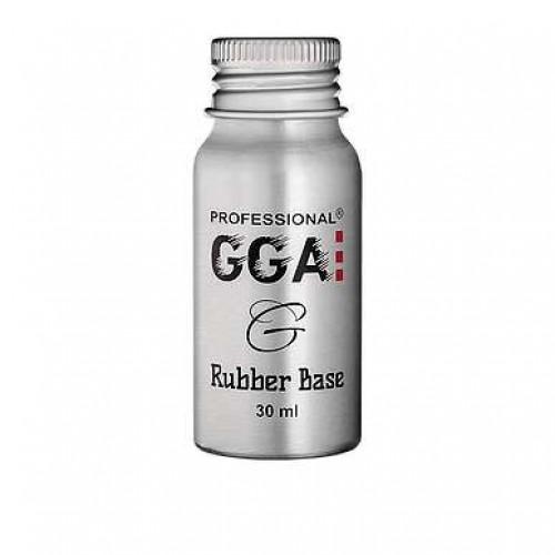 Rubber Base - База для гель лака GGA Professional, 30 мл