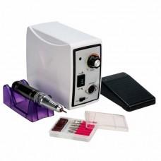 Профессиональный фрезер для маникюра и педикюра ZS-701, 65 Ватт, белый