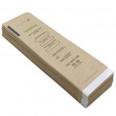 Крафт-пакеты для стерилизации, 50х170 мм, 100 шт