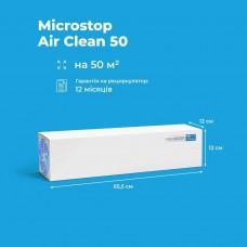 Бактерицидный рециркулятор воздуха Микростоп Air Clean 50