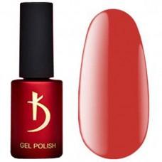 Гель лак Kodi № 40R, 7 мл - кораллово-красный
