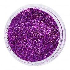 Глиттер в баночке 01 Фиолетовый