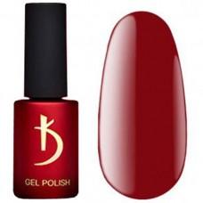 Гель лак Kodi № 100R, 7 мл - темно-красный