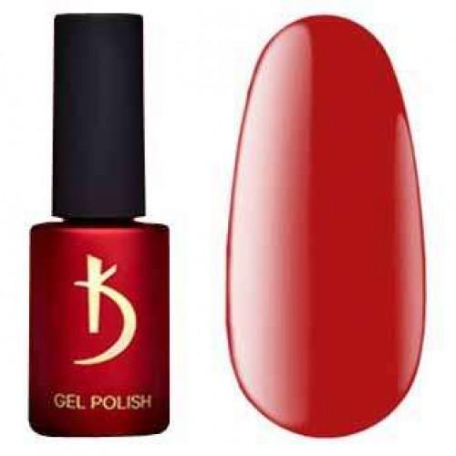 Гель лак Kodi № 111R, 7 мл - темно-красный