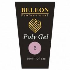 Полигель Beleon № 6, 30 мл
