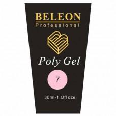 Полигель Beleon № 7, 30 мл