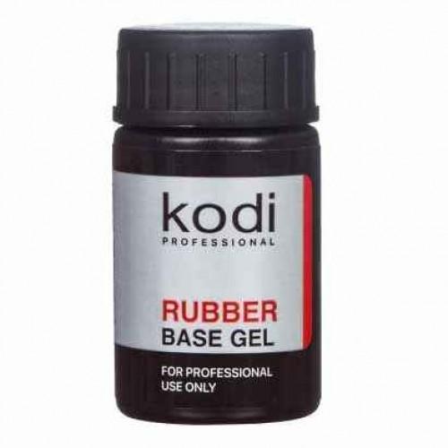 База Коди Rubber Base (Каучуковая основа для гель лака) без кисточки 14 мл.