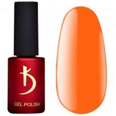 Гель лак Kodi № 50BR, 7 мл - оранжевый неоновый