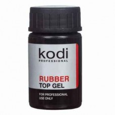 Топ с липким слоем каучуковый KODI Professional Rubber Top, 14 мл.