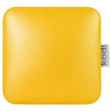 Подлокотник для мастера квадрат желтый