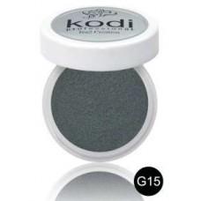 """Цветной акрил """"KODI Professional"""" 4,5 г. G - 15"""
