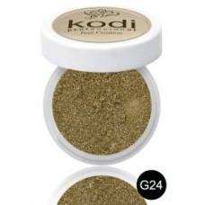 """Цветной акрил """"KODI Professional"""" 4,5 г. G - 24"""
