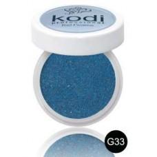 """Цветной акрил """"KODI Professional"""" 4,5 г. G - 33"""
