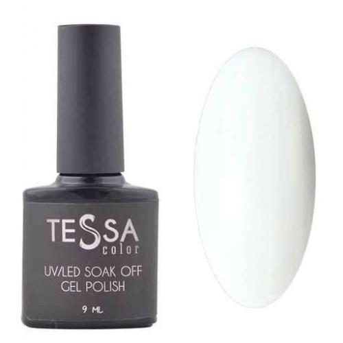 Гель-лак Tessa 9 мл № 002 - белый